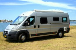 Fiat conversions by Allseasons Campervans