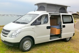 hyundai conversions - Allseasons Campervans