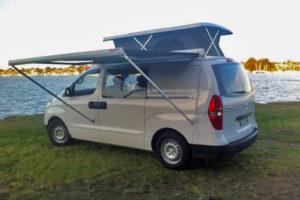 Hyundai Iload - Allseasons Campervans
