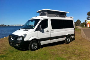 Mercedes Sprinter - Allseasons Campervans