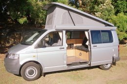 Volkswagon VW Conversions by Allseasons Campervans
