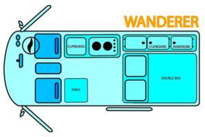 wanderer toyota poptop
