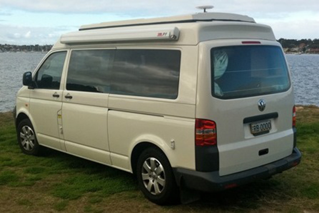Allseasons Campervans conversion
