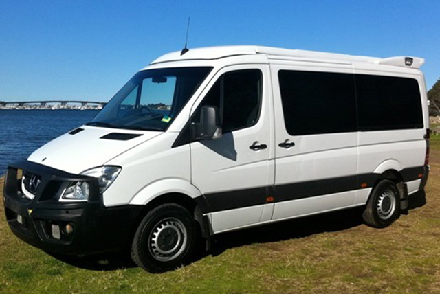 conversions by Allseasons Campervans