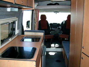 Fiat conversion by Allseasons Campervans