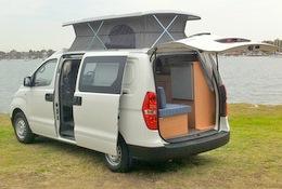 Hyundai iLoad Poptop by Allseasons Campervans