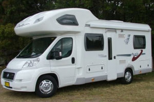 luxury fiat - Allseasons Campervans