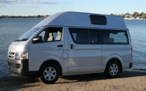 New style hitops - Allseasons Campervans