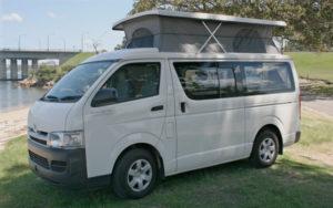 new style pop top - Allseasons Campervans