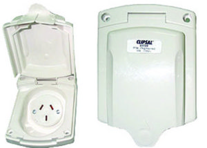 power outlet - Allseasons Campervans