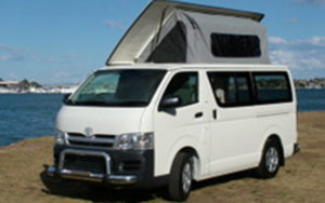roof conversions - Allseasons Campervans