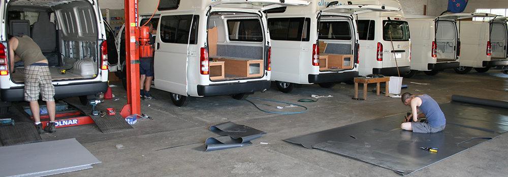 Allseasons Campervans