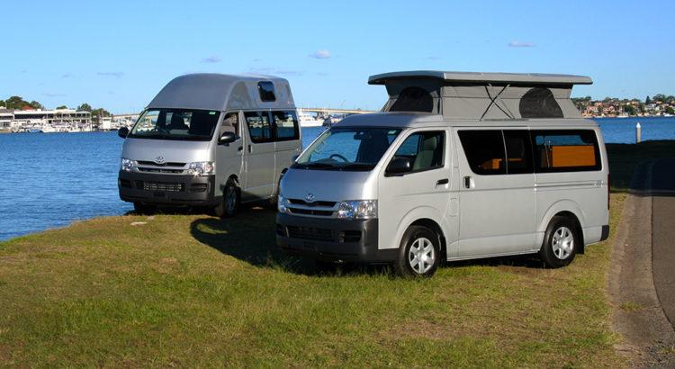 Allseasons Campervans - PopTop Campervans