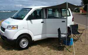 suzuki mini campers - Allseasons Campervans