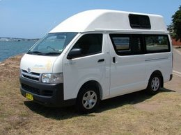 Toyota conversion  - Hi-top Style by Allseasons Campervans
