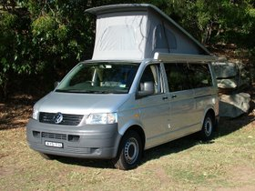 VW Volkswagon fliptop conversion by Allseasons Campervans